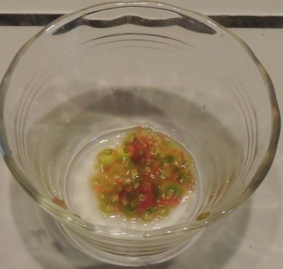 Tomato seed bowl