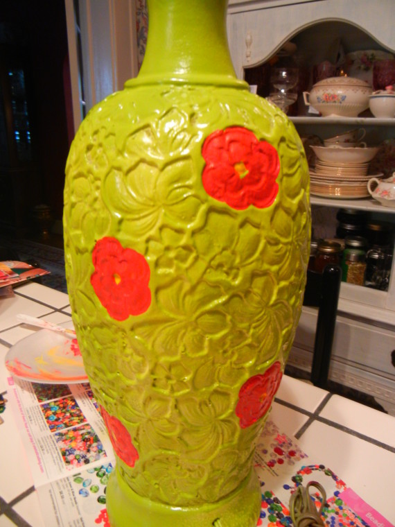 lamp base flowers - Copy (2)