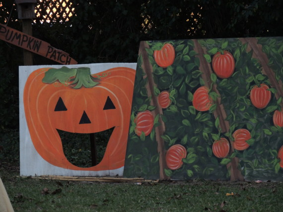 Pumpkin PAtch PArty games