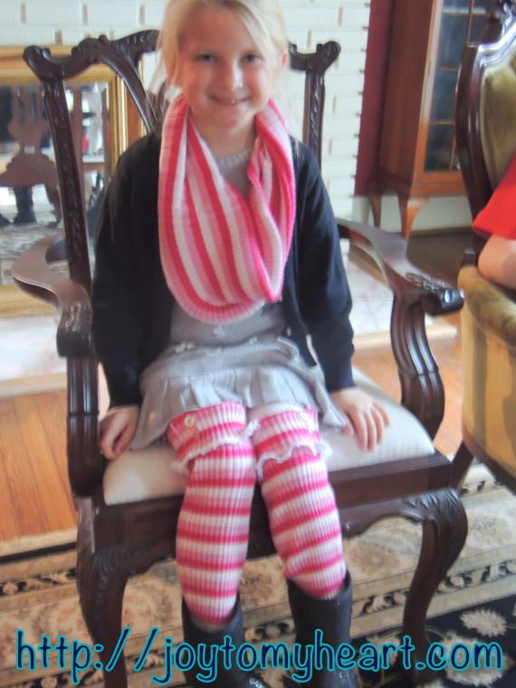 sweet boot sock above knee