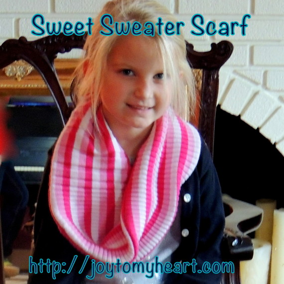 sweet scarf