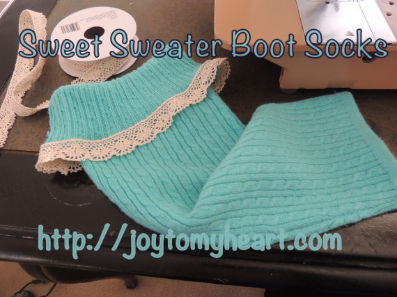 turquoise boot sock