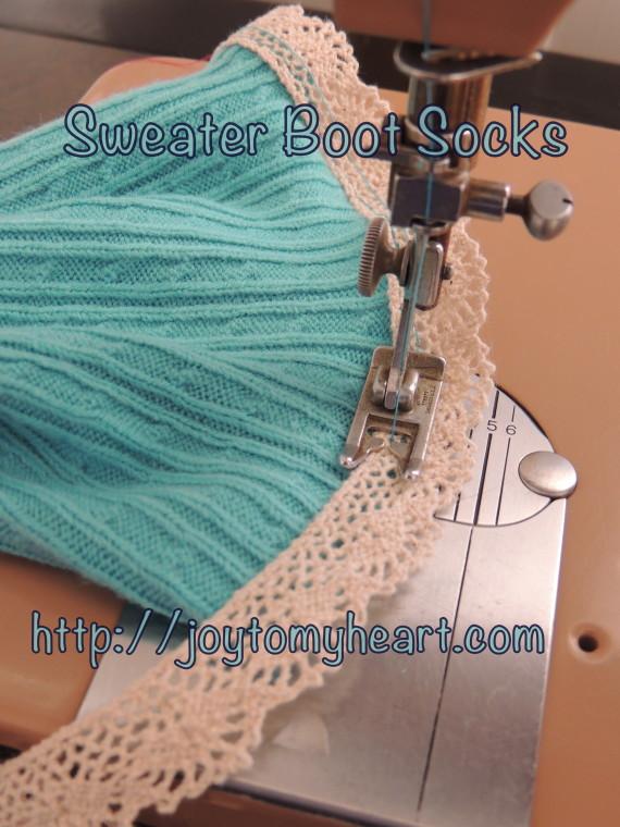turquoise boot socks