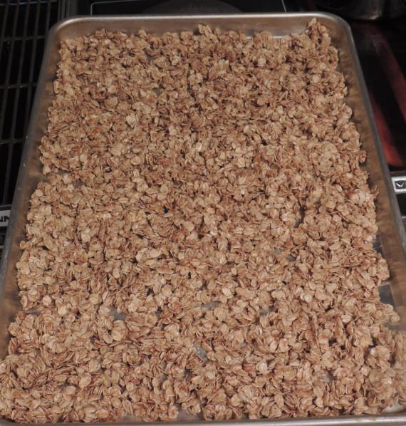 granola raw
