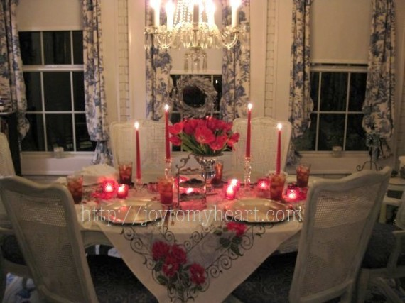 valentine table3