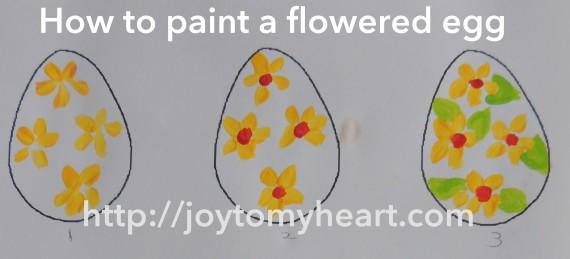 easter egg flower