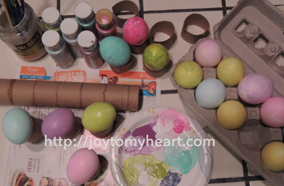 easter egg supplies