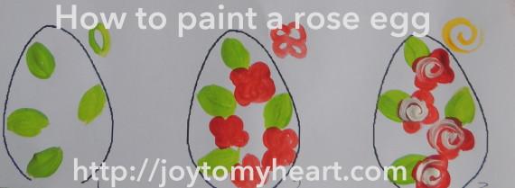 egg rose