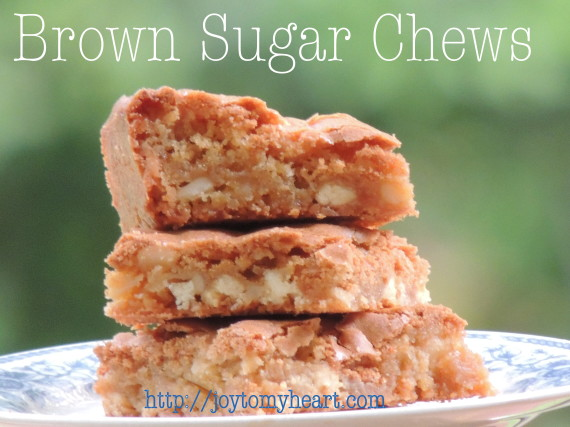 Brown Sugar Chews3