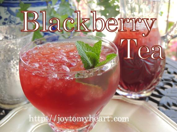 blackberryteaglass