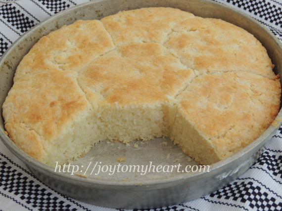 sweet biscuits cooked