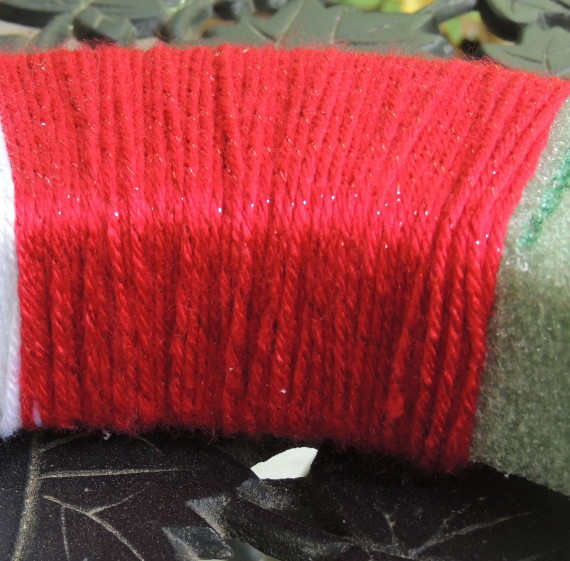 yarn straight