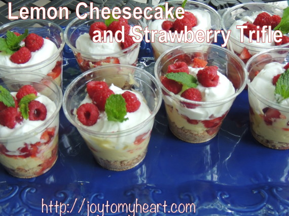lemon cheesecake trifle4