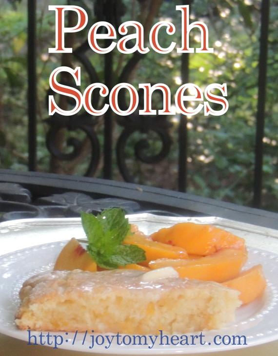 peach scones1