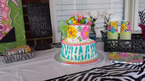 stellas cake