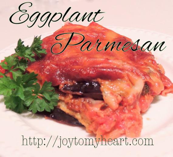 Eggplant parmesan1