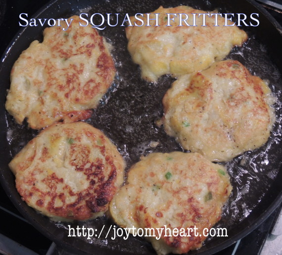 SAVORY SQUASH FRITTERS2
