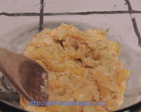 stewed squash