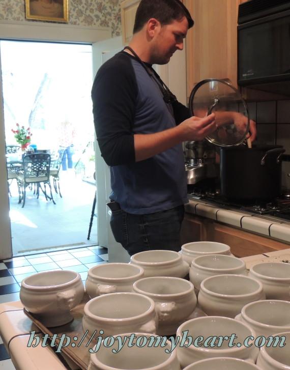 4personal chef Josh