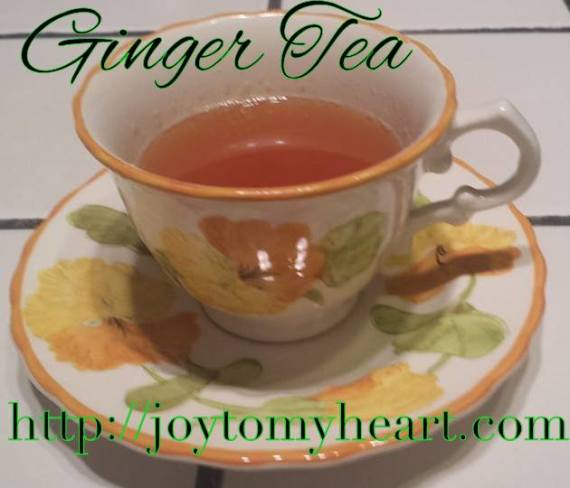 Ginger Tea2