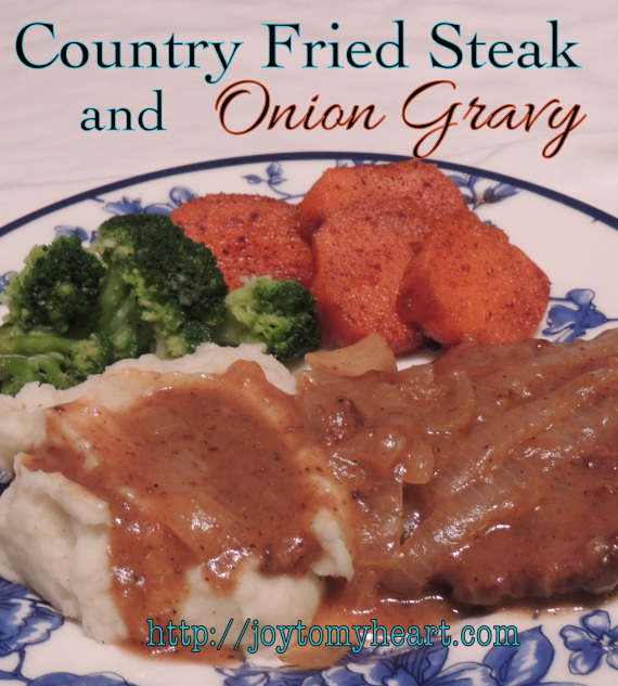 country fried steak1