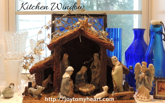 nativity kitchen