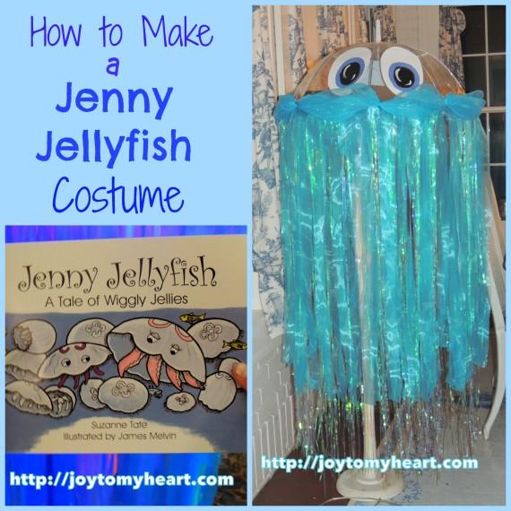 Jenny Jellyfish Costume ad