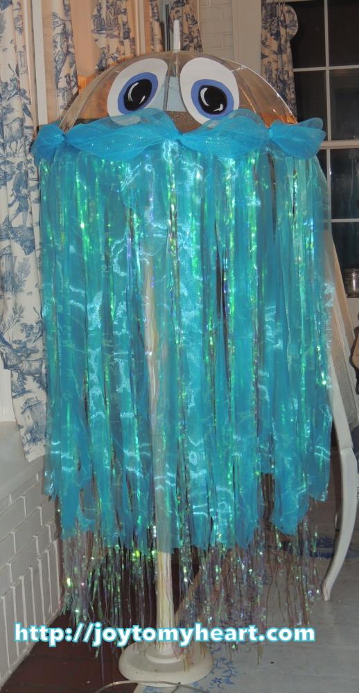 Jenny Jellyfish Costume done
