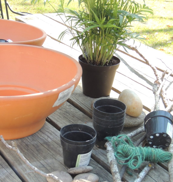 Resurrection garden supplies