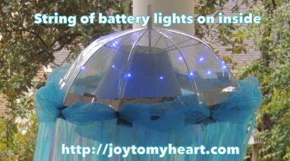 jelly fish lights