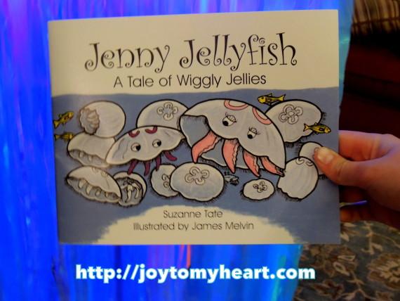 jenny jelly fish book