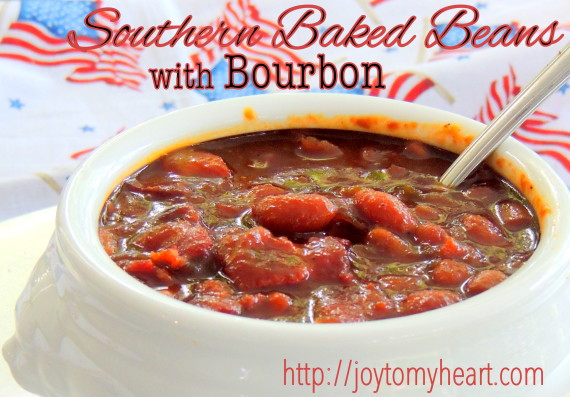 southern baked beans with bourbon2