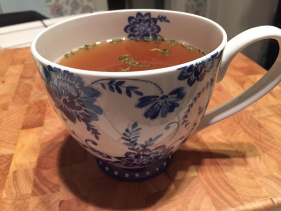 bone broth cup
