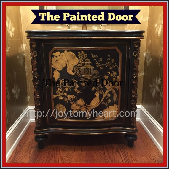 The Painted Door ad