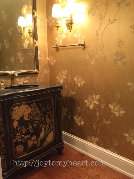 beths cabinet room