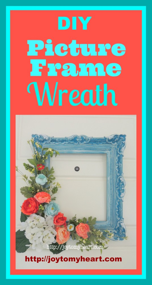 Picture Frame Wreath3