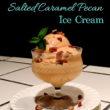 salted caramel pecan ad