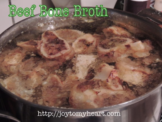 Bone Broth beef pot