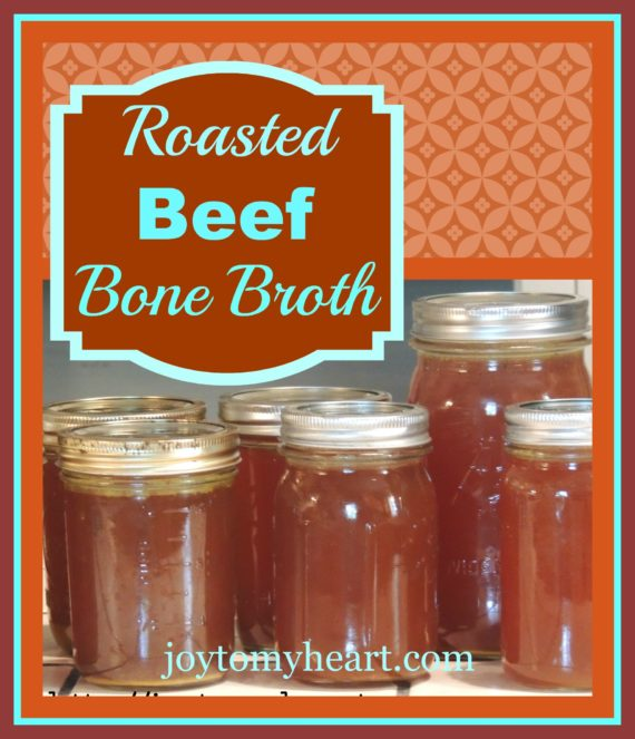 roasted beef bone broth ad